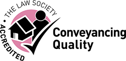 The Law Society Conveyancing Quality Accredited logo
